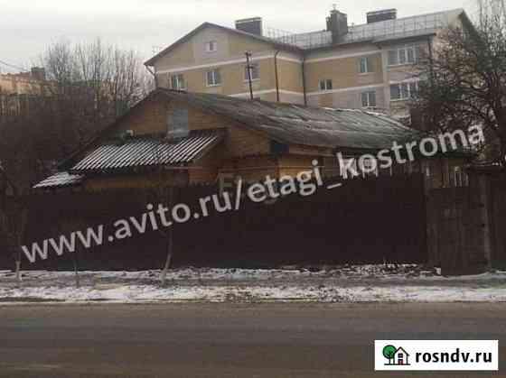 Дом 45.7 м² на участке 3 сот. Кострома