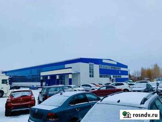 Помещения свободного назначения от 1200 кв.м Оренбург