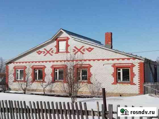 Дом 120 м² на участке 8 сот. Заинск