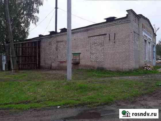 Продается здание из белого кирпича Кинешма