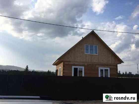 Дом 98 м² на участке 8 сот. Улан-Удэ
