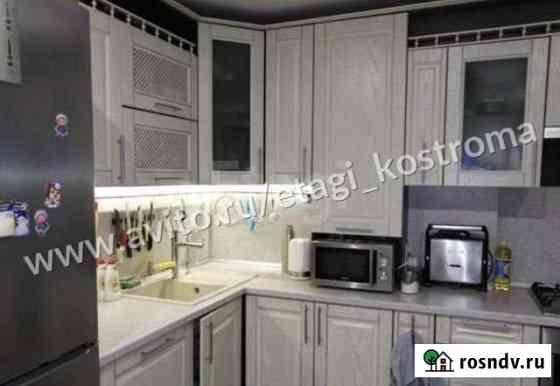 2-комнатная квартира, 57.1 м², 9/10 эт. Кострома