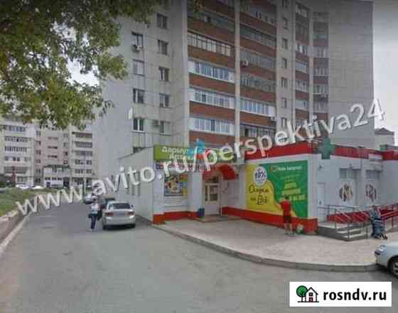 Аренда торговой площади 144 м2 на Мубарякова Уфа