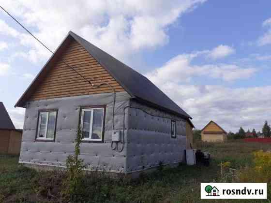 Дом 50 м² на участке 7.5 сот. Иглино