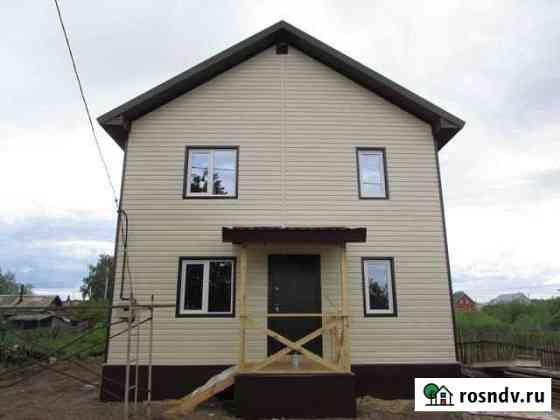 Дом 100 м² на участке 10 сот. Стерлитамак