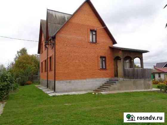Дом 122 м² на участке 10 сот. Дмитров