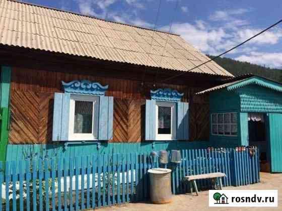 Дом 33.7 м² на участке 15 сот. Усть-Баргузин
