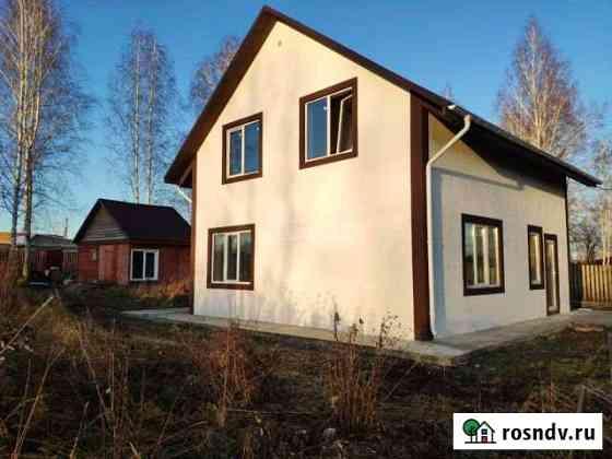Коттедж 109.1 м² на участке 10 сот. Новосибирск