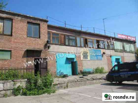 Производственное помещение, 690 кв.м. Ангарск