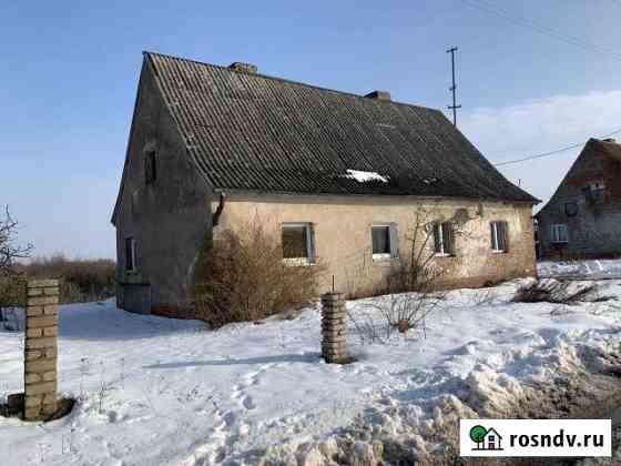 Дом 80 м² на участке 20 сот. Советск