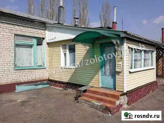 Дом 57.3 м² на участке 6 сот. Грязи