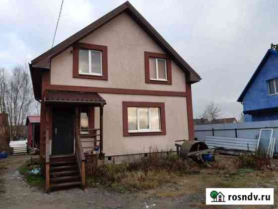 Дом 130 м² на участке 6.5 сот. Калининград