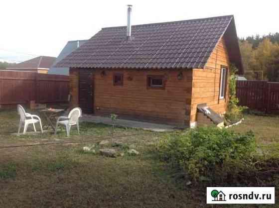 Дом 36 м² на участке 12 сот. Верхнее Дуброво