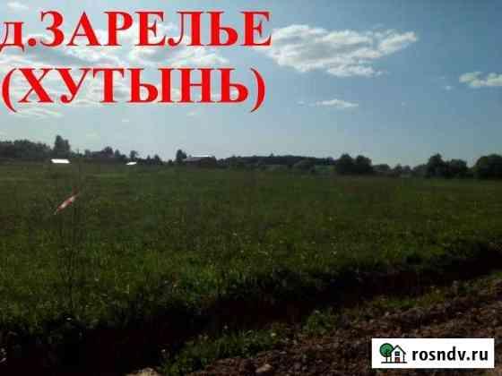 Участок 12 сот. Великий Новгород