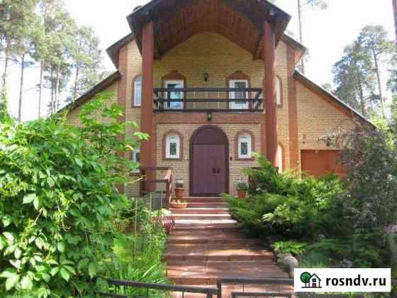 Дом 300 м² на участке 25 сот. Малаховка
