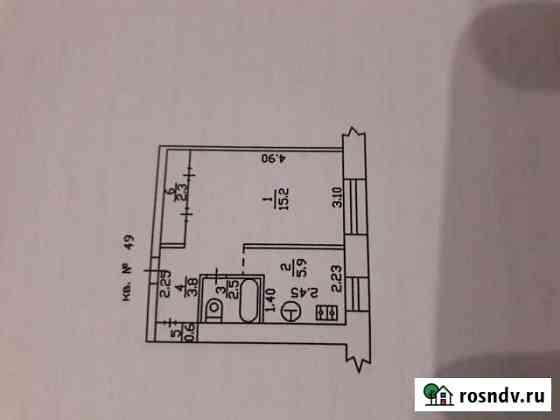 1-комнатная квартира, 30.3 м², 5/5 эт. Гороховец