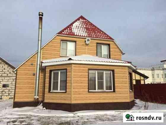 Дом 120 м² на участке 10 сот. Новосибирск