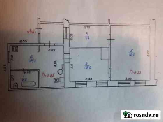 Дом 53.5 м² на участке 5 сот. Фатеж