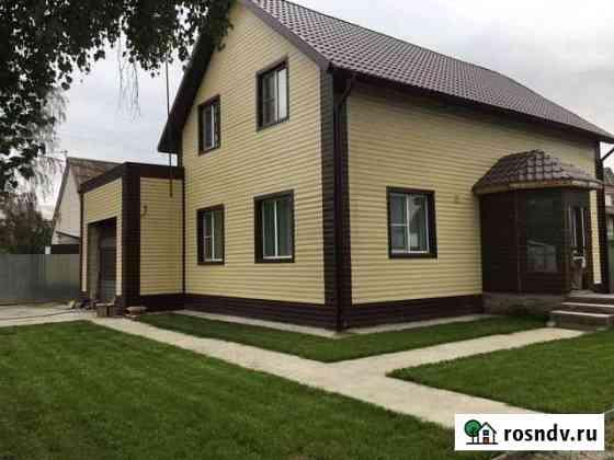 Коттедж 280 м² на участке 8 сот. Новосибирск
