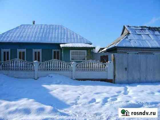 Дом 60 м² на участке 15 сот. Фокино