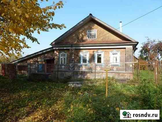 Дом 50 м² на участке 10 сот. Чкаловск