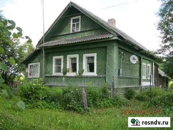 Дом 60 м² на участке 15 сот. Зубцов
