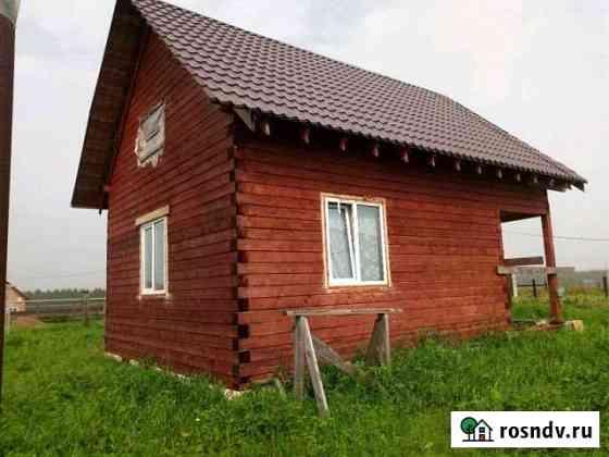 Дом 60 м² на участке 6 сот. Култаево