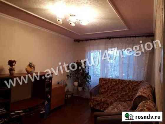 3-комнатная квартира, 60.8 м², 4/5 эт. Кириши