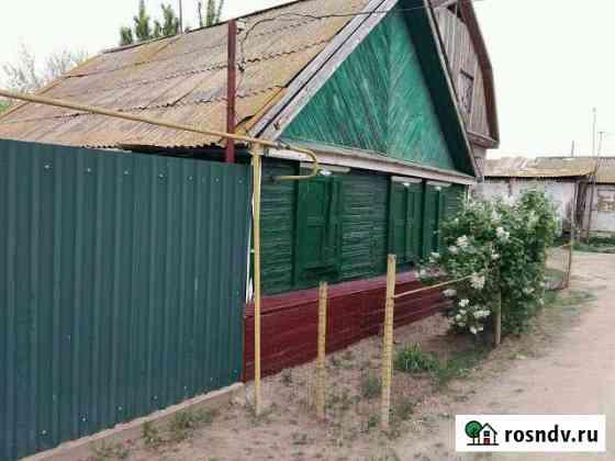 Дом 36 м² на участке 6 сот. Астрахань