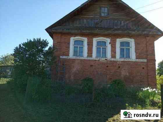 Дом 27 м² на участке 27 сот. Демянск
