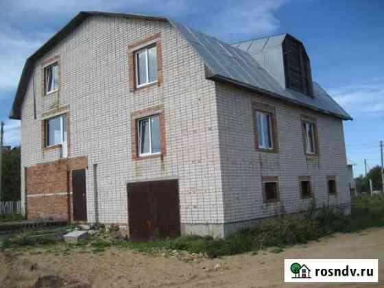 Коттедж 260.2 м² на участке 13 сот. Вологда