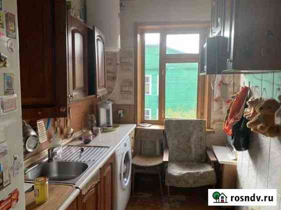 3-комнатная квартира, 59 м², 2/2 эт. Петропавловск-Камчатский