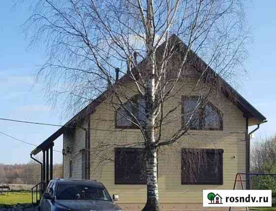 Дом 123 м² на участке 35 сот. Великий Новгород