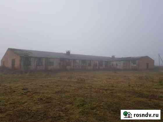 Производственное и складское помещение, 2000 кв.м. Рославль