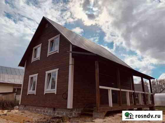 Дом 120 м² на участке 7.5 сот. Иглино