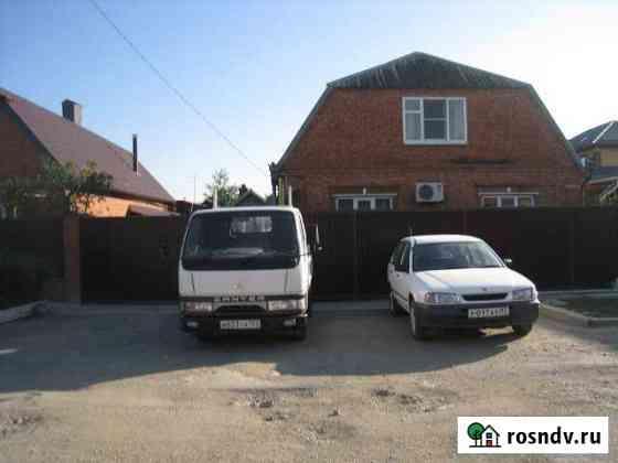 Дом 110 м² на участке 4 сот. Краснодар