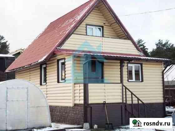 Коттедж 108 м² на участке 60 сот. Морозова