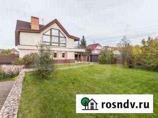 Коттедж 440 м² на участке 15 сот. Новосибирск