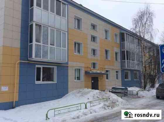 3-комнатная квартира, 60 м², 1/3 эт. Югорск