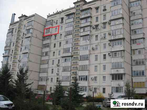 2-комнатная квартира, 64 м², 8/9 эт. Сочи