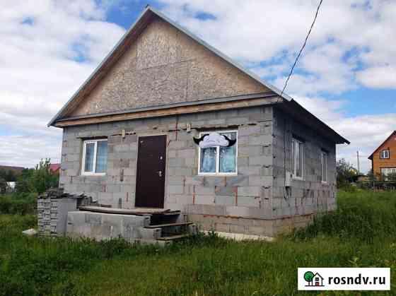 Дом 60 м² на участке 8 сот. Иглино