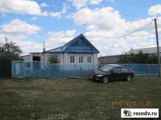 Дом 60 м² на участке 10 сот. Ульяновск