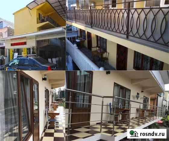Гостиница в аренду у моря в Адлере, Сочи, Курортный Городок, 15 номеров, на сезон 2020, 5 месяцев Сочи