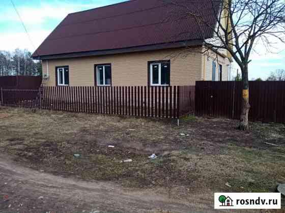 Дом 85 м² на участке 10 сот. Киров