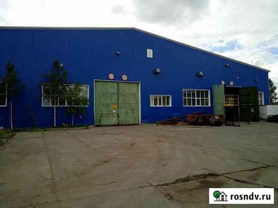 Производственные помещения РММ Ноябрьск