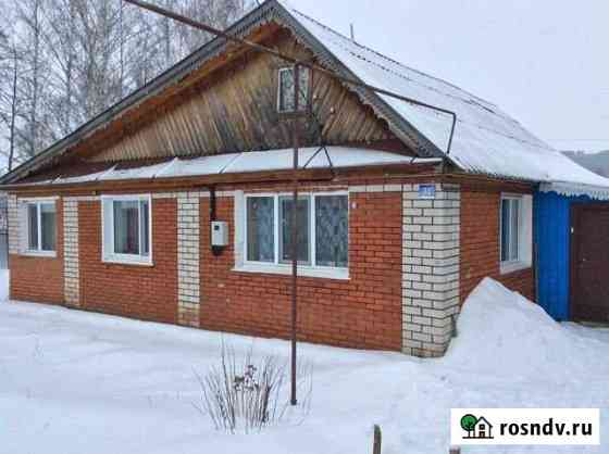 Дом 76 м² на участке 15 сот. Кукмор