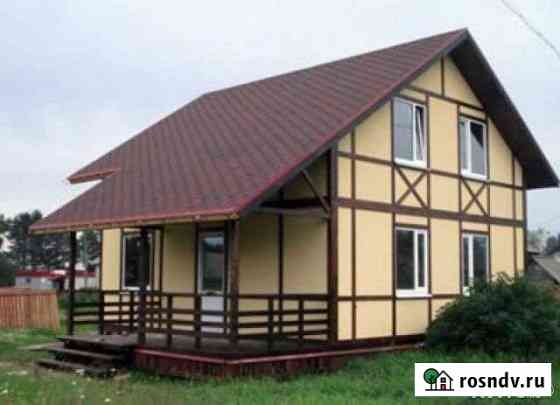 Дом 115 м² на участке 15 сот. Губкин