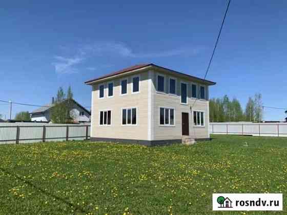 Дом 150 м² на участке 10 сот. ЛМС