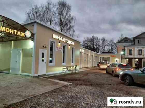 Автомоечный комплекс 25 авто Рыбинск