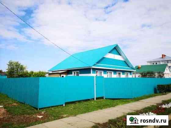 Дом 84.6 м² на участке 18 сот. Богатые Сабы